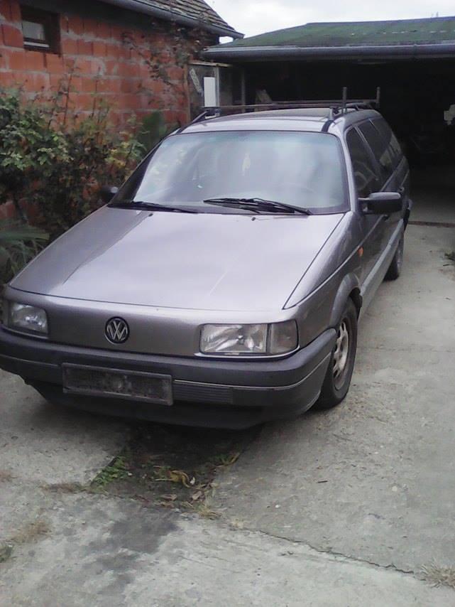 VW PASSAT 1,9 TDVozila