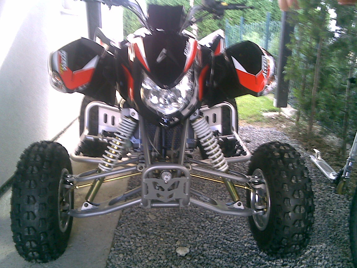 ATV ACCESS APOLLO SP300R