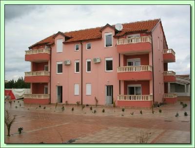 Srima-Vodice-Apartman uz more 39.38 m2
