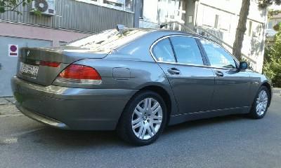 BMW 730d, 2003.g. 12.300€