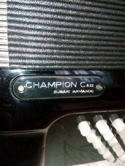 Harmonika Armando Bugari Champion