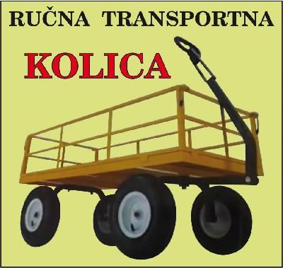 Kolica (visenamenska transportna) na pro