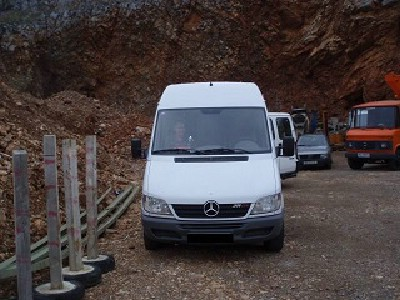 MERCEDES SPRINTER 211 CDI, 2005 god.