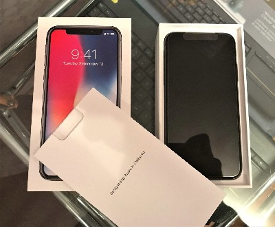 oglasi, Apple iPhone X 64GB/265GB for 400 EUR