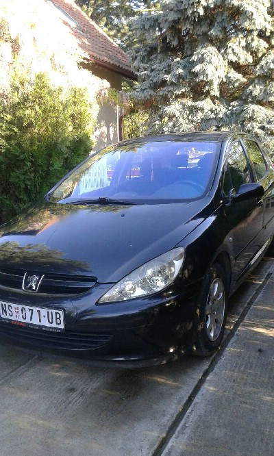 Peugeot 307 na prodaju