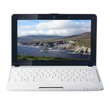 ASUS Eee PC 1001P-PU17-WT Notebook
