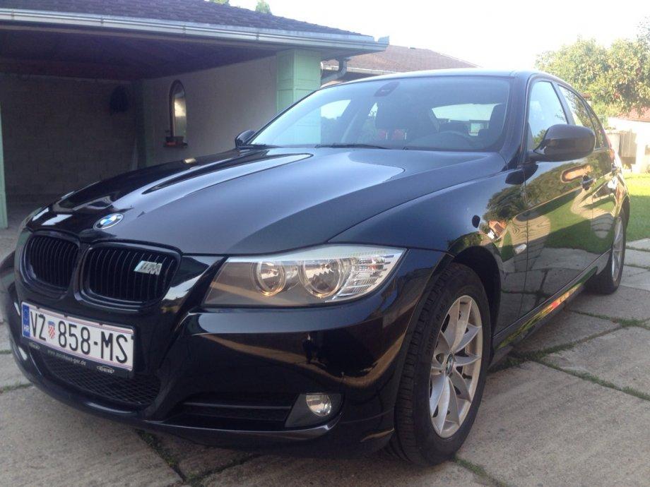 Prodaje se BMW 316d,10/2009,SUPER STANJEVozila