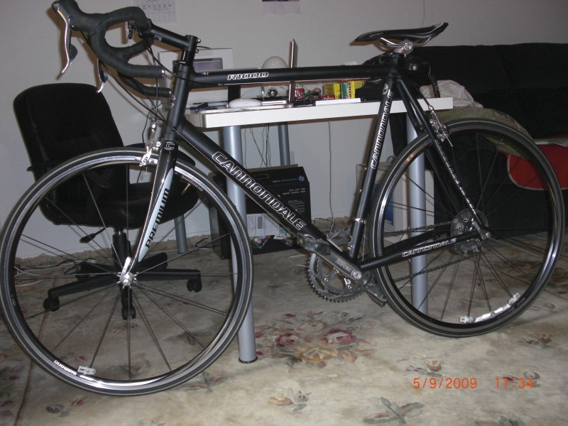 cannondale R1000,new