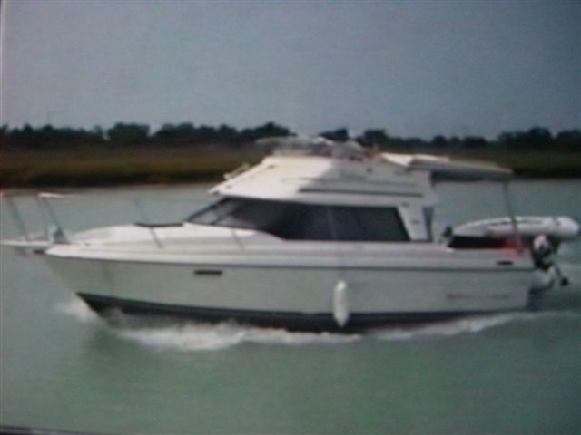 Luxuzni Bayliner 2556