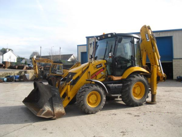 2006 JCB 3CX Contractor Plus