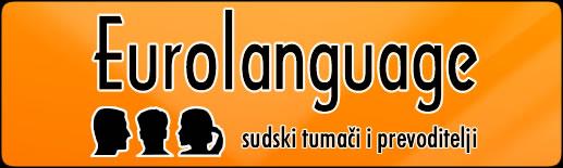 EUROLANGUAGE Sudski tuma�i i prevoditeljUsluge