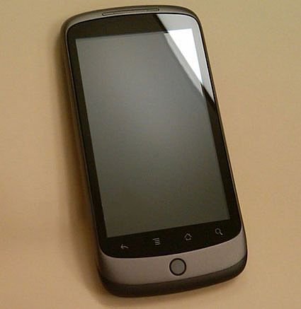 HTC  NEXUS ONE GOOGLE PHONE