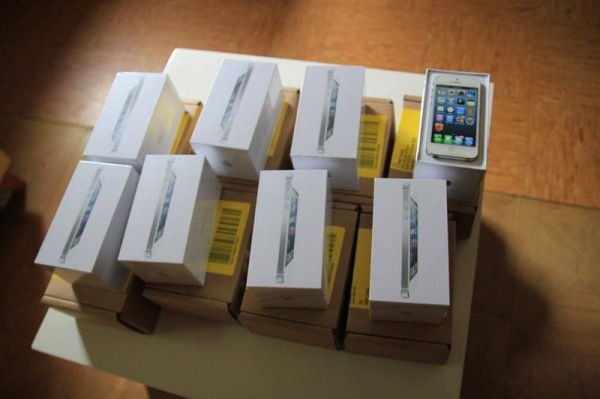 Apple Iphone 5 32GB Telefoni