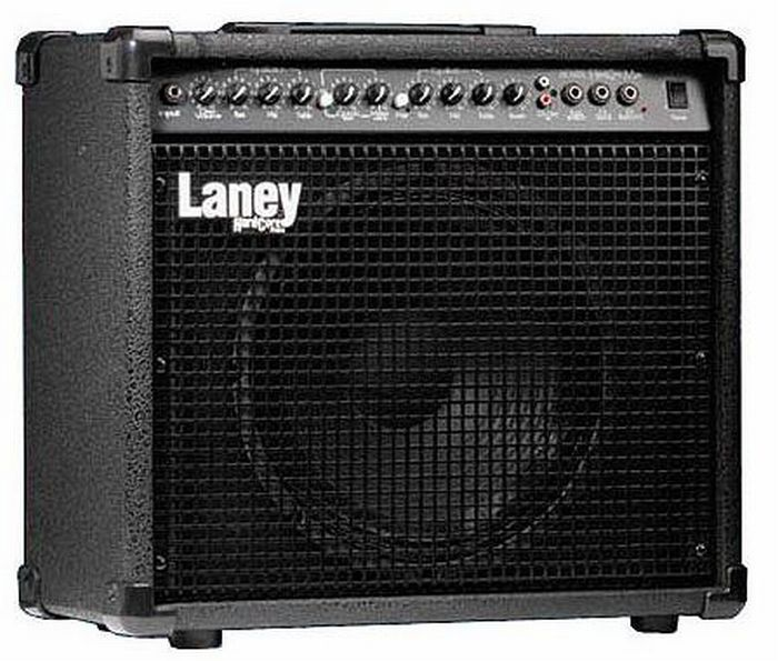 Laney Hardcore mxd65
