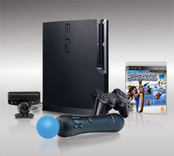 Novi PS3 Slim 320GB sa PS Potez SnopTV-igre