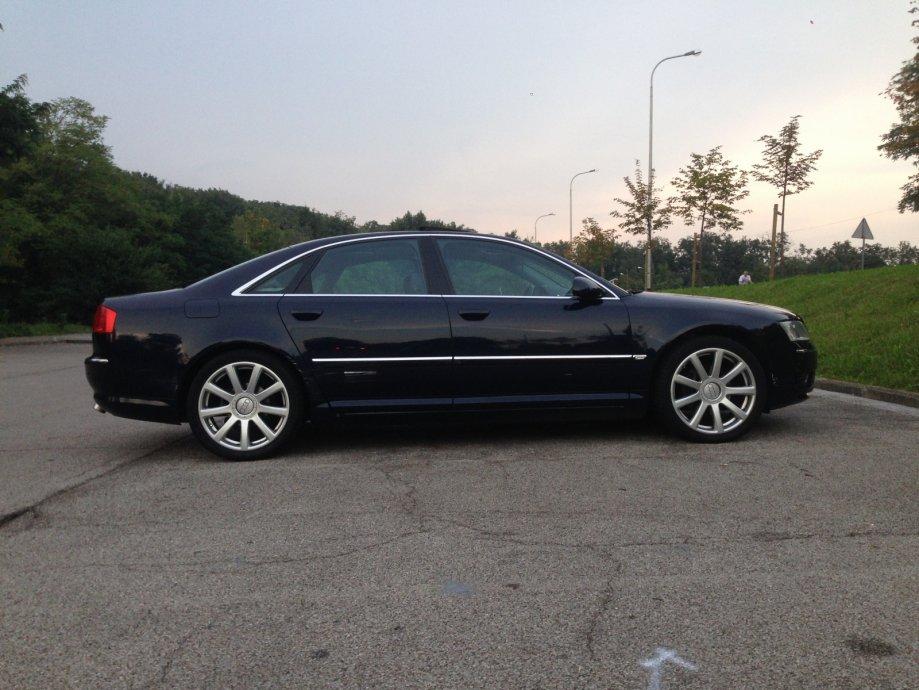 Audi A8 3,0 V6 TDI automatikVozila