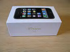 Brand new unlocked apple iphone 3g 16gb
