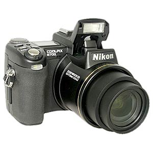 Nikon Coolpix 8700Foto i Video