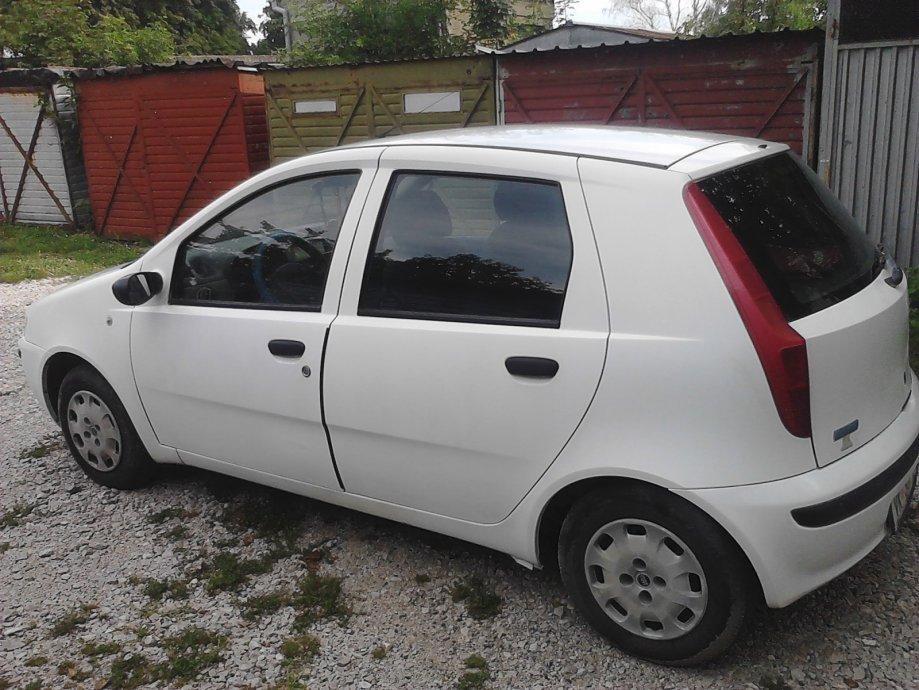 Fiat punto 1.2Vozila