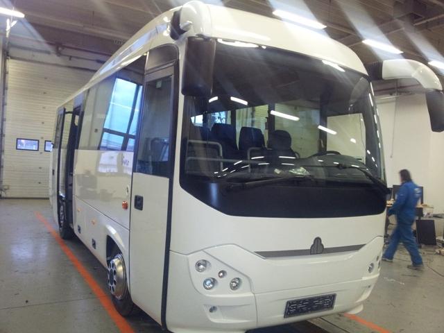 Nov autobus Marbus 30 +1Vozila