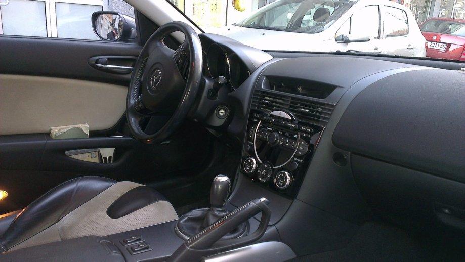 Mazda RX8Vozila