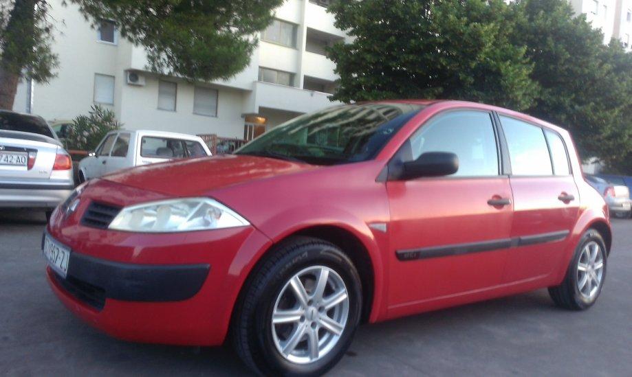 Prodajem Renault Megane 1,5 dCiVozila