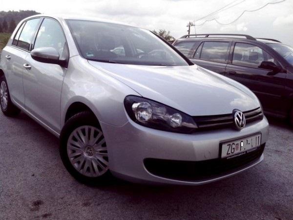 VW GOLF VI Vozila