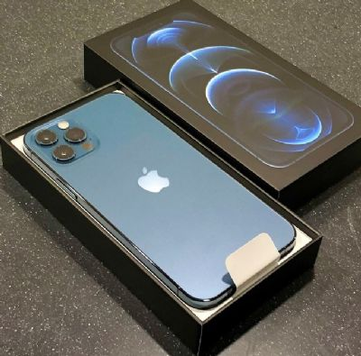 Apple iPhone 12 Pro Max 128GB   550euro